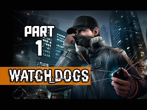Watch Dogs Walkthrough Part 1 - Connection is Power (PS4 1080p Gameplay)