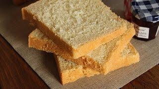 Recette de pain de mie / white bread recipe / كيفية تحضير خبز الطوست