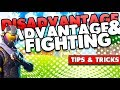 Fighting In Disadvantages & Advantages | On Hills & In 1By1 | Tips & Tricks | Fortnite Battle Royale