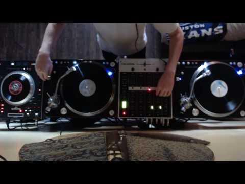 Club 6400 Live Vinyl DJ Mix 2