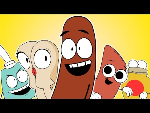 ♪ SAUSAGE PARTY THE MUSICAL - Animation Song Parody