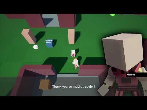Superior RPG Kit - Simple Demo Gameplay