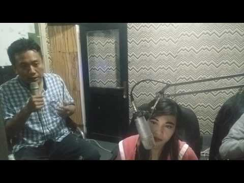 """On Air """"Kangen"""" di Radio Indiswara 107 FM Garut (santany)"""