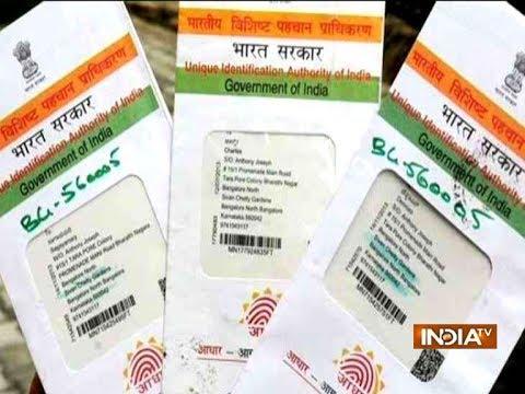 Aadhaar Verdict: Supreme Court upholds constitutional validity; UIDAI mandatory for IT returns