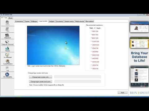 How To! - Create a Customized Windows 7 With Integrated Updates Using RT Se7en Lite