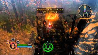 Dungeon Siege III Demo - gameplay 3/3