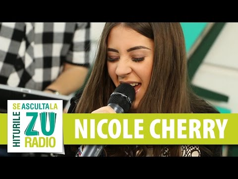 Nicole Cherry - Cine iubeste (Live la Radio ZU)