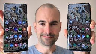 OnePlus 7 Pro vs Samsung Galaxy S10 Plus | Battle of the Titans