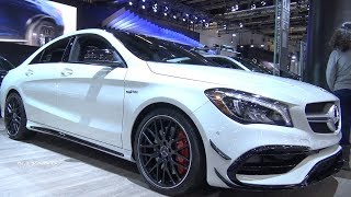 2018 Mercedes CLA 45 - Exterior And Interior Walkaround - 2018 Montreal Auto Show