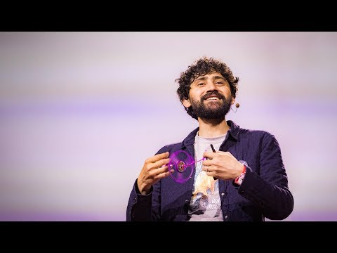 Lifesaving scientific tools made of paper | Manu Prakash
