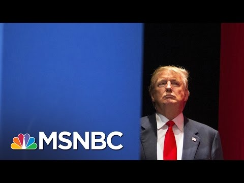 Donald Trump Calls For Improved Infrastructure Despite Holding Tax Information | MSNBC