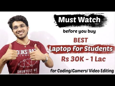 Watch This Before Buying Laptop For College 🔥 | Best Laptop Between Rs 30,000 - Rs 1lac