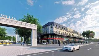 Ha Tien Venice Villas   Phối cảnh 3D