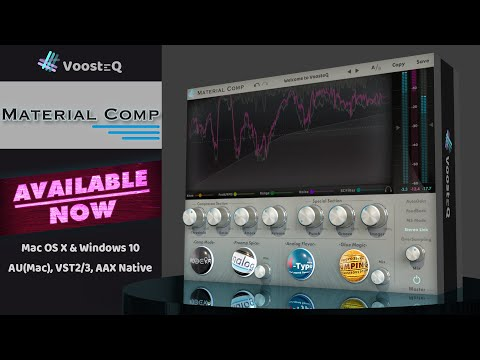 MaterialComp by VoosteQ