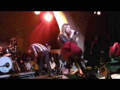 Lucie Silvas.   Full concert. Sos del Rey Catolico.  1/08/2009