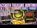 Azeroth Treasure Hunting! | Silverbound Treasure + Silken Treasure Chest Compilation | WoW Gold Farm