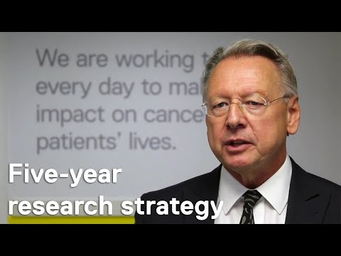 Professor Paul Workman introduces the ICR and The Royal Marsden's new five-year research strategy