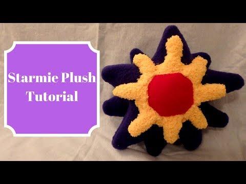 DIY Starmie Plush