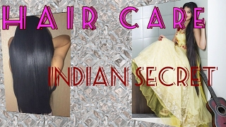 Hair Care Routine - Indian Secrets For Damaged Hair Care at Home & Hair Growth | Sandhy's beauty hub