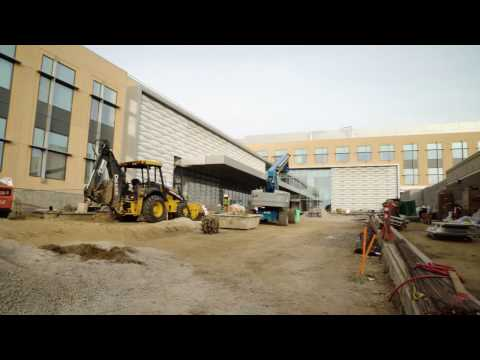 VCMC Hospital Replacement Wing Walkthrough Video