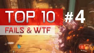 TOP 10 ZOMBIES FAILS/WTF #4
