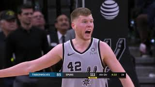 #LetBertansShoot Davis Bertans - NBA League's Best 3-point Shooter (49.2%)