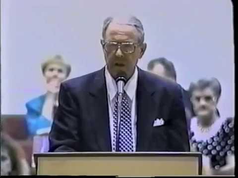 Jack Hyles Sermon Sunday's Coming