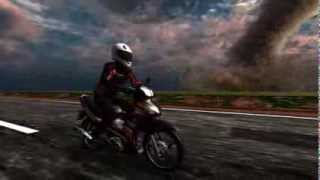 "Yamaha Lagenda 115Z ""Feel the Difference"" - Tornado Run - Game Trailer"