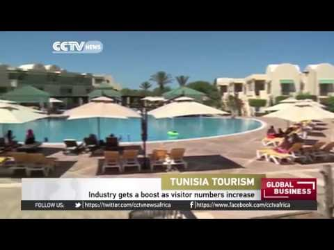 Tunisian tourism industry gets a boost as visitor numbers increase