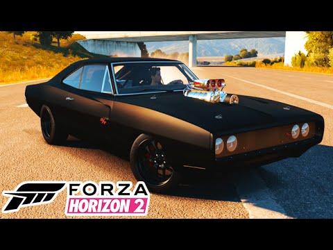 Forza Horizon 2 Dodge Charger Do Velozes E Furiosos 53
