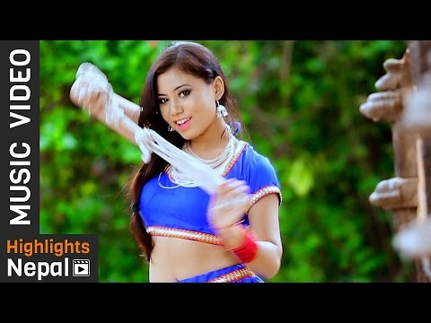 Hey Nani (हे नानि ) New Nepali Modern Song 2016 / 2073   Meena Bogati