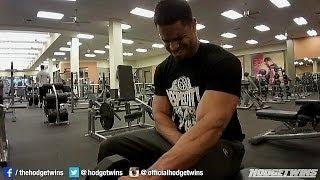 Forearm Workout @hodgetwins