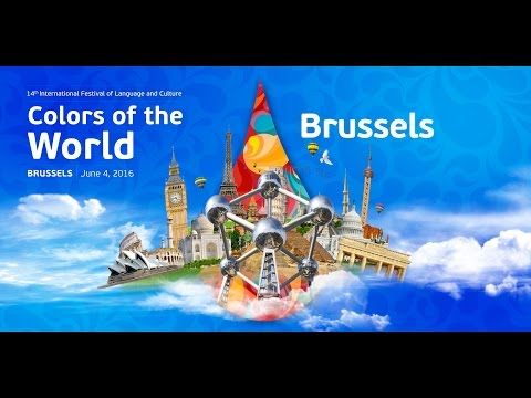 Colors of the World - 2016 Brussels | Full Program
