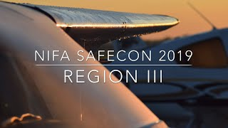 BGSU Falcon Flight Team at NIFA SAFECON 2019 for REGION III