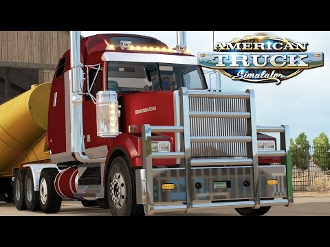 American Truck Simulator - Western Star 4900FA