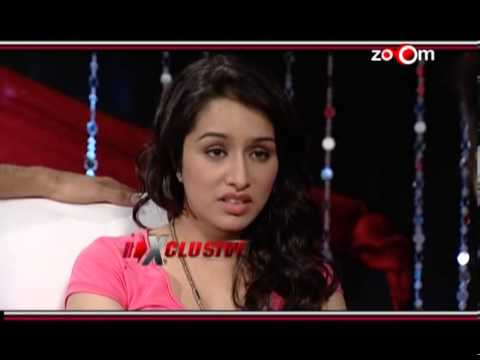 Shraddha Kapoor on her father's onscreen image
