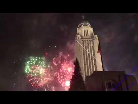 Nebraska Sesquicentennial celebration
