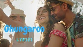 """Ghungroo Song Lyrics (From """"War"""") Arijit Singh, Shilpa Rao & VishalShekhar"""