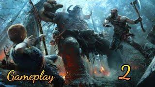 God of war 4 / misión 2 / ps4 / impresiones 2- almadgata