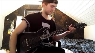 Disreign - Genesis guitar cover! HD