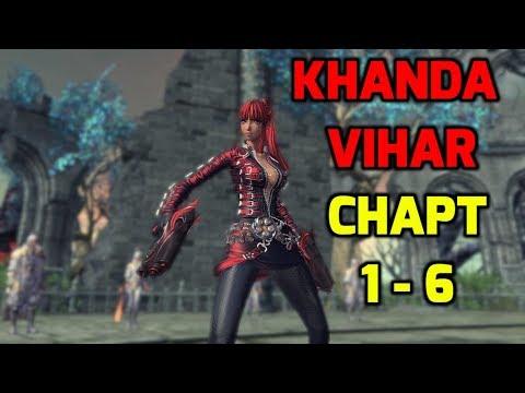 [Blade & Soul EU] ~ Story Walkthrough (Khanda Vihar, Chpt 1