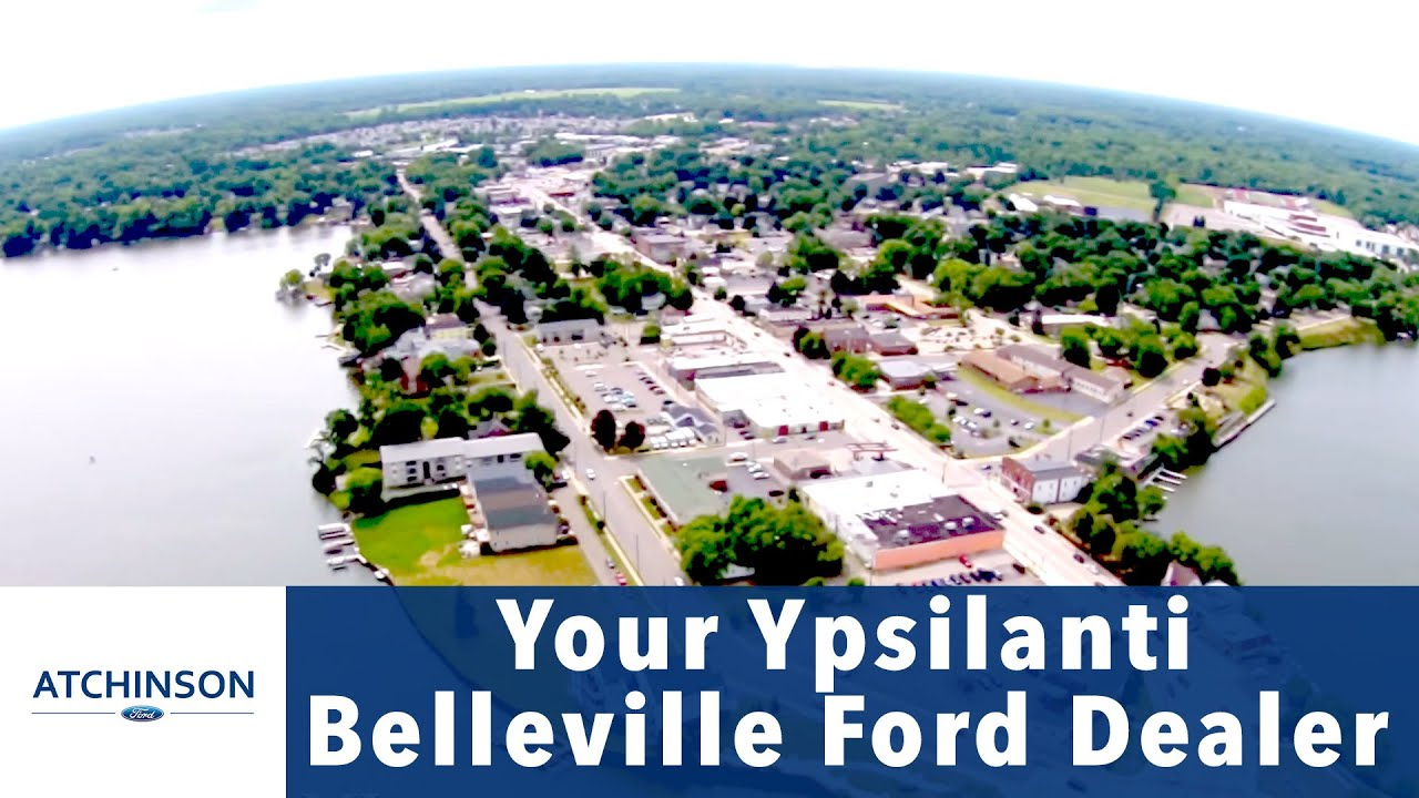 Atchinson Ford Your Ford Dealer in Ypsilanti Michigan