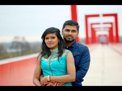 Rajeevan and Karsika pre shoot