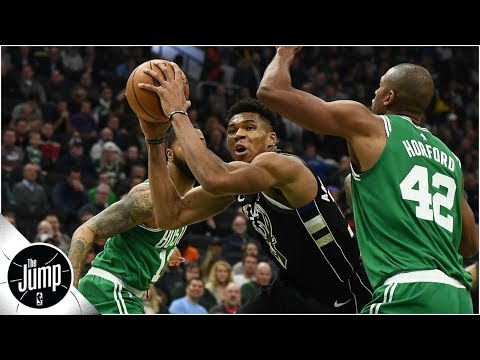 The Celtics' success comes down to stopping Bucks not named Giannis - Ramona Shelburne | The Jump