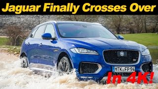 2017 Jaguar F-Pace Review and Road Test | DETAILED in 4K UHD!