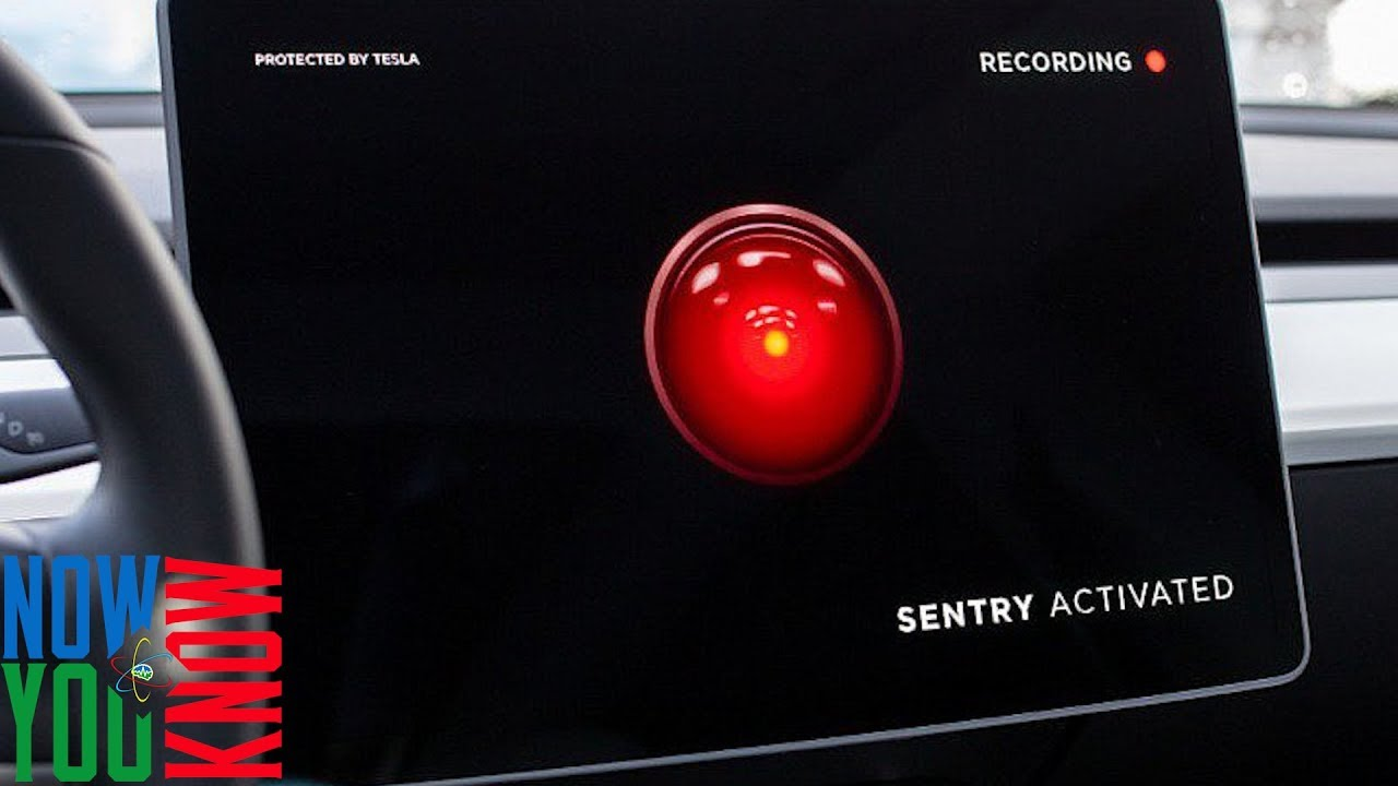 Tesla Sentry Mode | Model 3 Tip of the Week - YouTube
