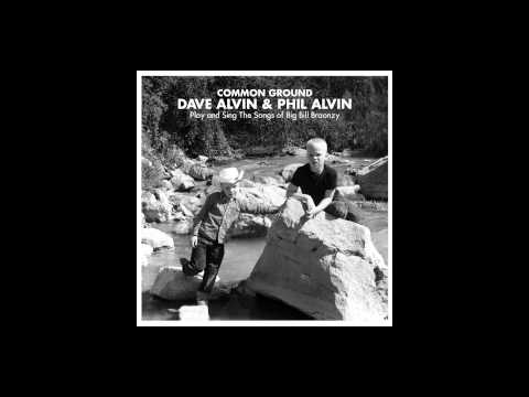 """Dave Alvin + Phil Alvin - """"Southern Food Blues"""" (Official Audio)"""