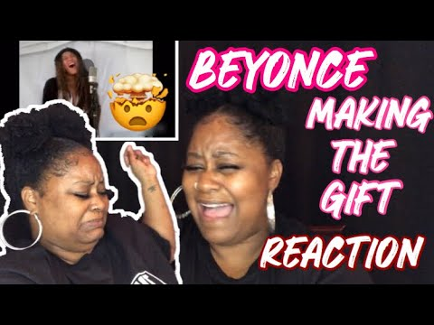 BEYONCE   MAKING THE GIFT   REACTION + I GOT IN A CAR ACCIDENT TODAY!!! 🥺😤(STORYTIME)