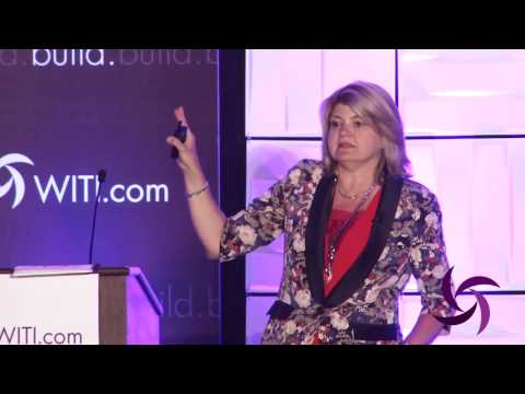 2015 WITI Summit: Geek Girls are Chic: Five Career Hacks with Sandy Carter
