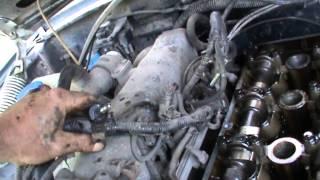 Как снять головку инжектор с 406 ЗМЗ двигателя(Продолжение здесь. https://www.youtube.com/watch?v=AeXBn0-zhY8., 2015-05-29T16:54:31.000Z)